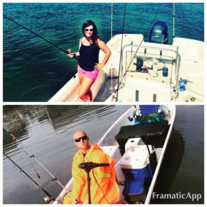 From the first boat to our now boat.. Wow what a struggle that was…           …
