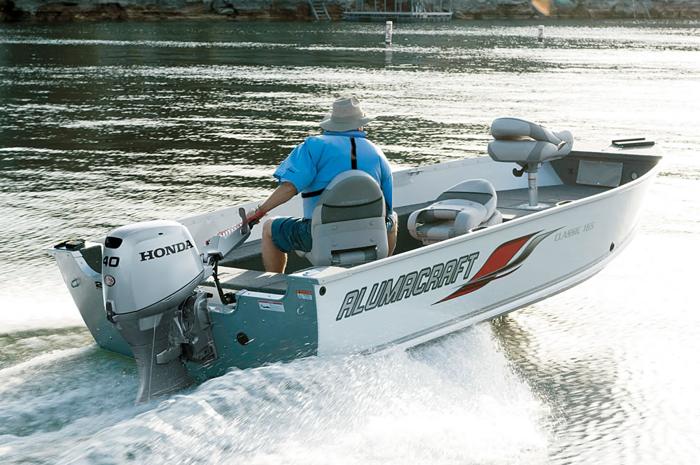 Honda Marine Refreshes for Inshore Skiff Class Motors