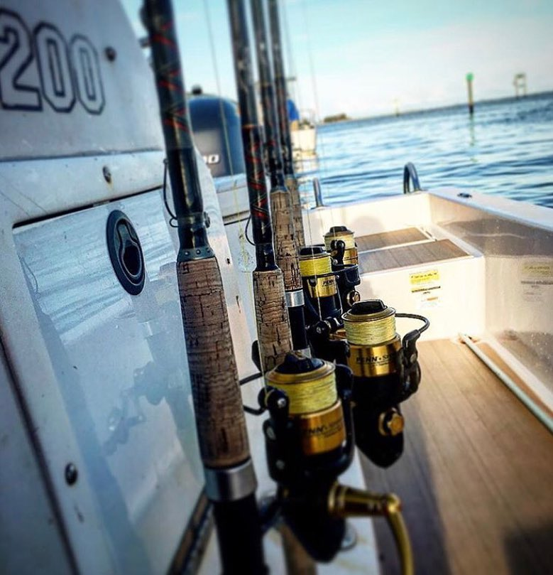 What's everyone's go-to inshore set up?   . . . . .  ...