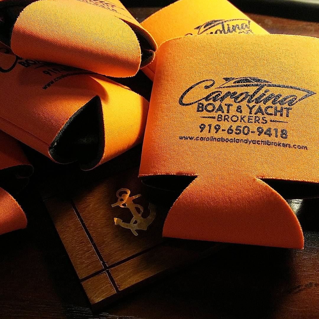 Just got these new CBYB coozies in. Let's give a few away. Send us your best boa...