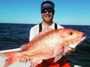 Skinny Water Red Snapper