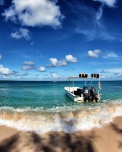 Carolina Skiff – Throw back to when i first moved to Turks & Caicos and i got to dive every day i…