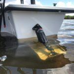 skiff flats boat