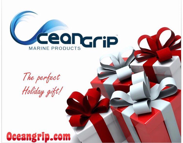 Why wait in lines? Check out Oceangrip.com for that perfect gift idea that's dif...