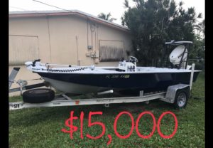 """1997 Silver King Silver Flash 16'3"""" 2007 Evinrude ETec 115hp  130ish hours on mo…"""
