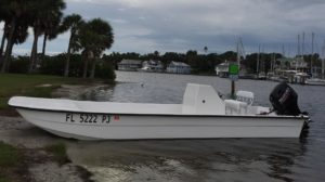 Carolina Skiff – Haven't really posted about my big girl    …
