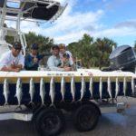Trump Family enjoys a favorite American pastime, Fishing