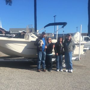 Carolina Skiff – Jonathon Nowell would like to thank Mr. Edward Morgan and his family for their b…