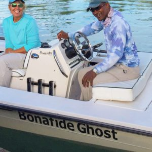 Friday smiles on one of our bonefish chasers!  …