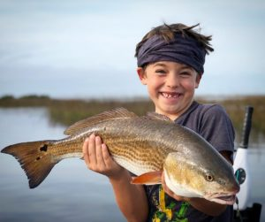He may have lost a tooth this week, but he wasn't about to lose this fish! Who i…