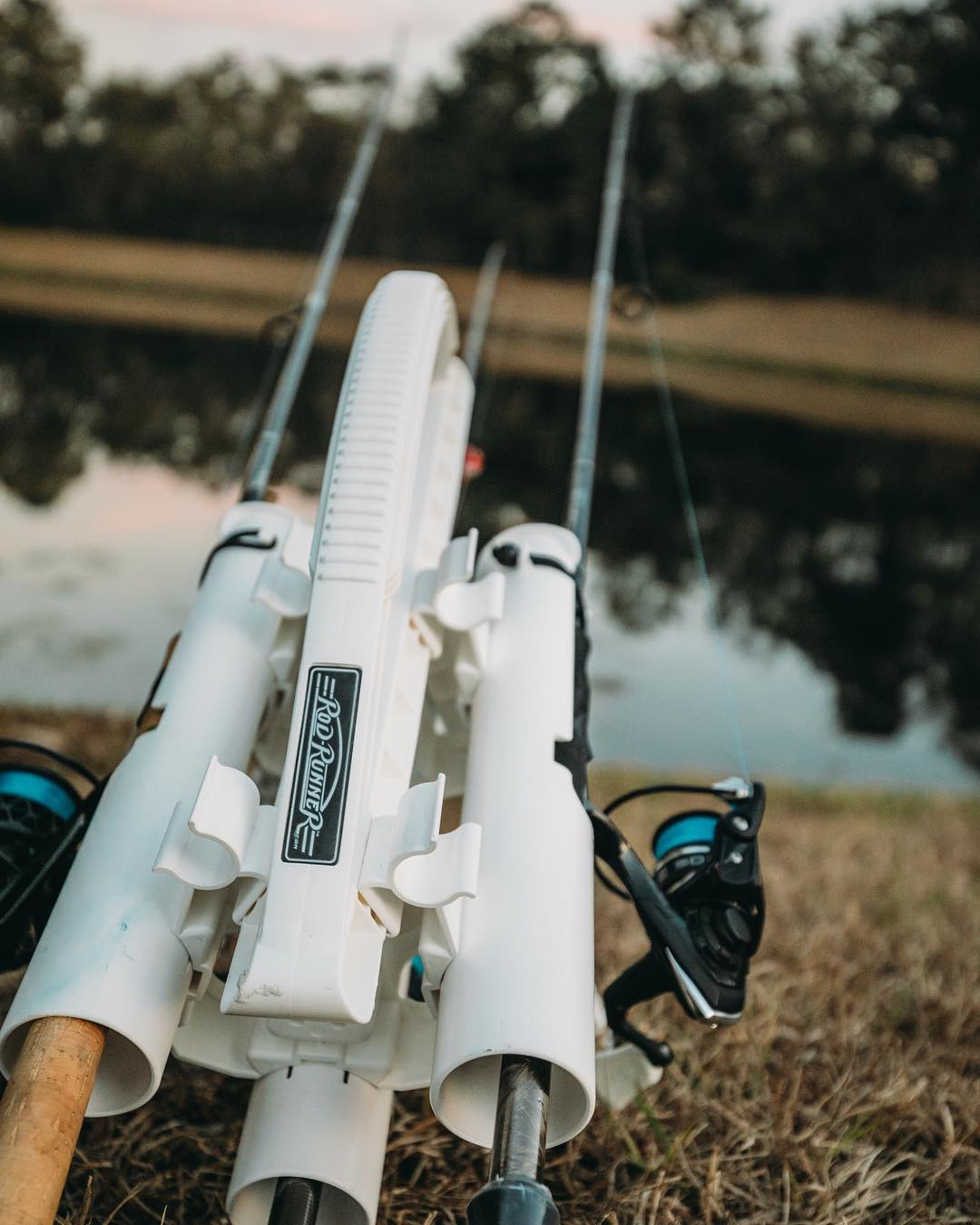 Keeping your rods safe, organized and untangled. The  difference   ...