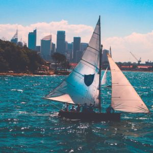 Lovely place/day for a sail at Sydney Harbour . . . . .  …
