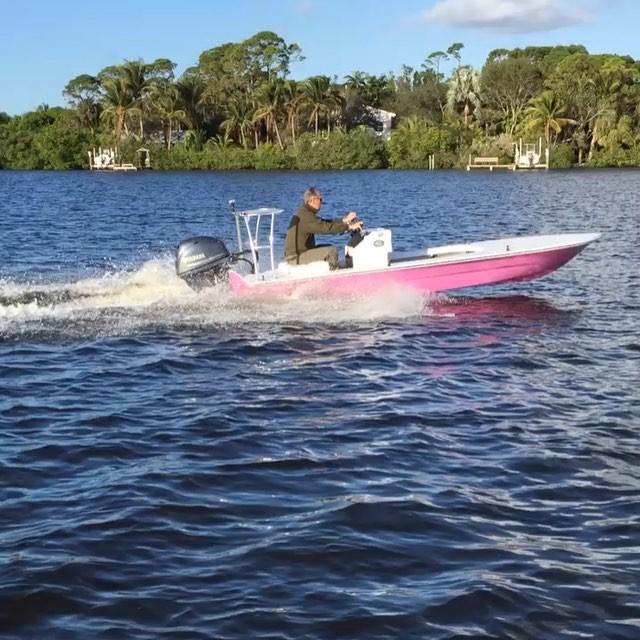 Pink machine!                       ...