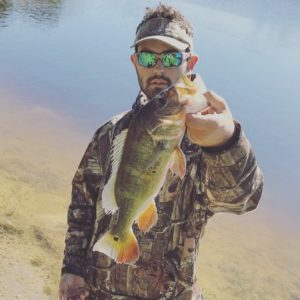 Even these guys come out to play with this cold weather on top water !!!!       …
