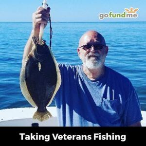 No donation is too small to help with taking  fishing.                   …