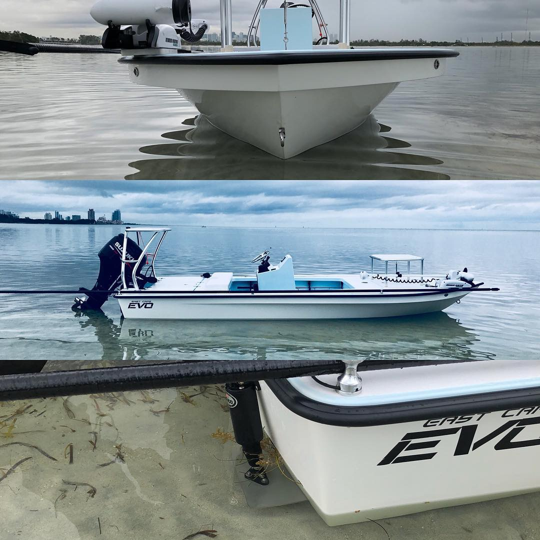 Took the EVOx out today scouting Biscayne Bay... Counting down the days till poo...