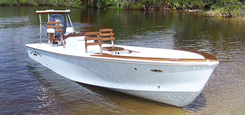 Willy Classic Skiff