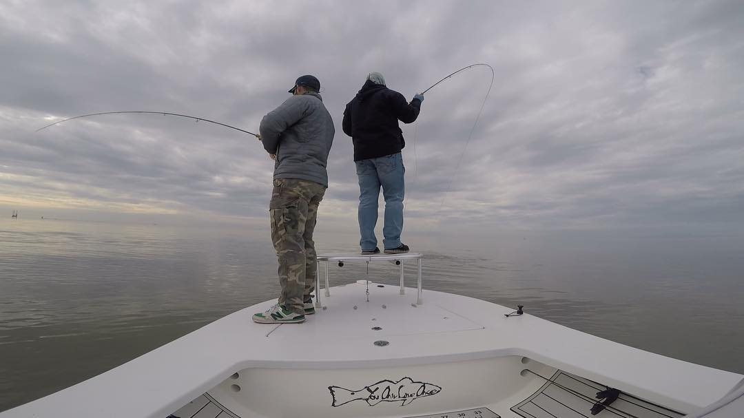 Always fun when you can double up on fly rods! Was a great day yesterday with  a...