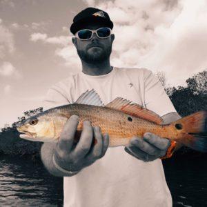 Such a beautiful redfish profile