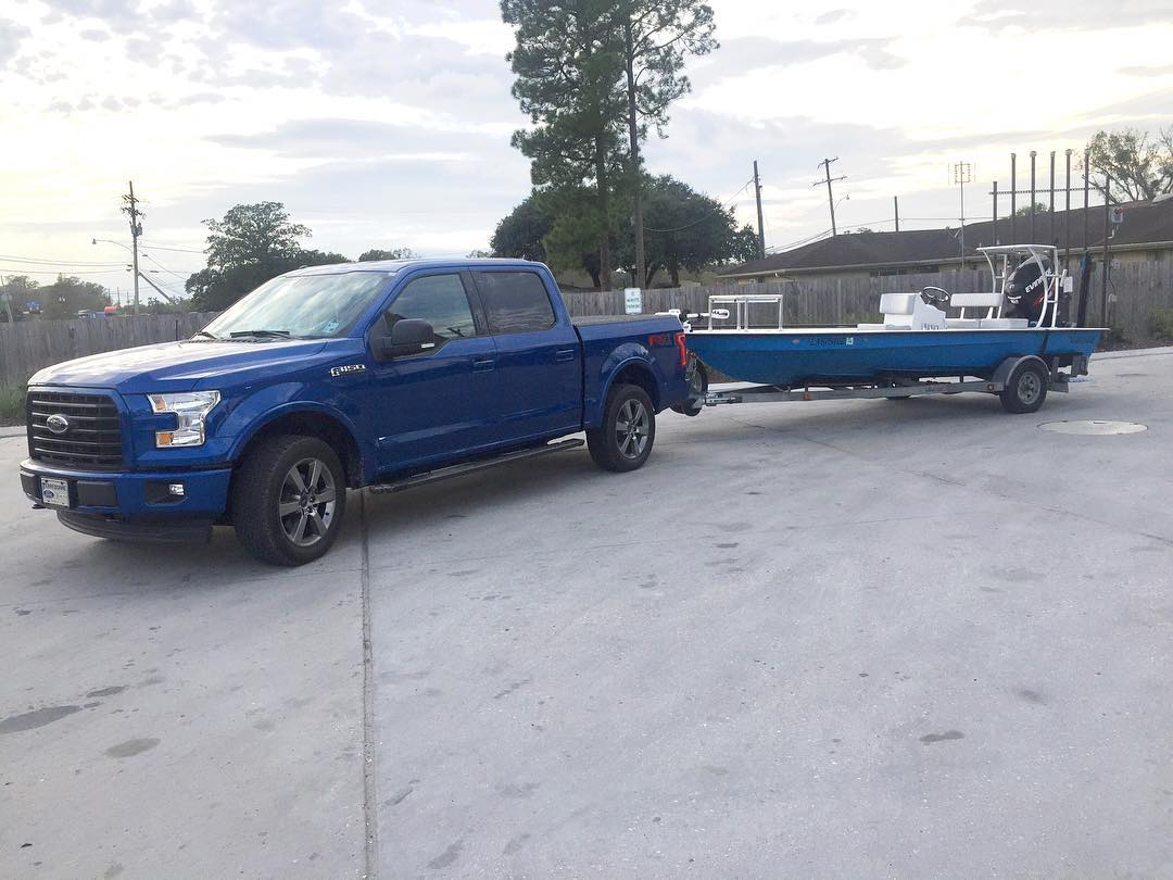 Skiff Porn Wednesday! 2013  Vantage VHP! Pulled by my new 2017  F150 FX4!       ...