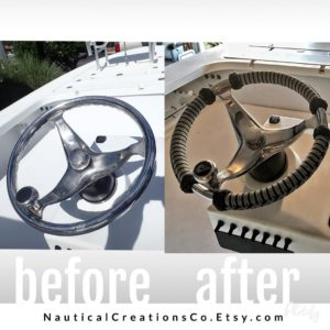Thanks to  for the before and after shot on his   with a grey and black custom w…