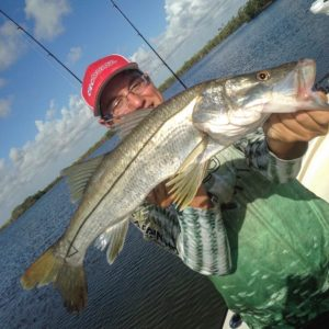 Snook of the day!
