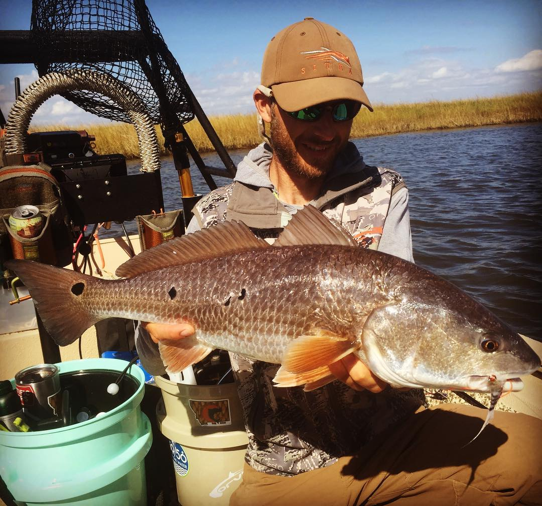 Another picture of this gorgeous redfish!              ...