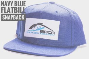 Be on the lookout for the new Navy Blue Flat Bill SnapBack! Available tomorrow. …
