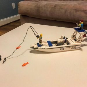 When fishing is life! Props to  for building this sweet setup       …