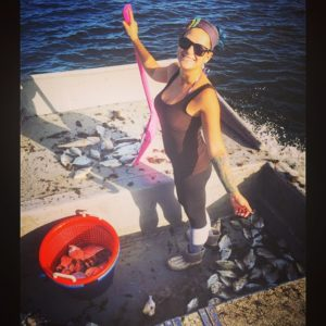 goes to this hot fishin bitch. I wish I could be like her                     …
