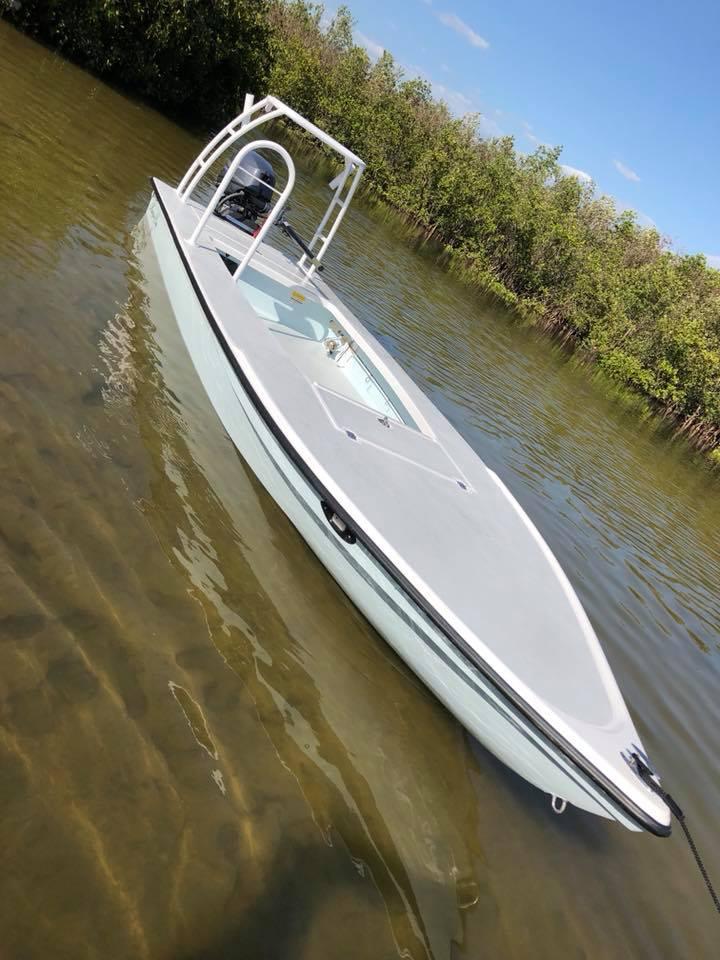 mangrove boatworks skiff