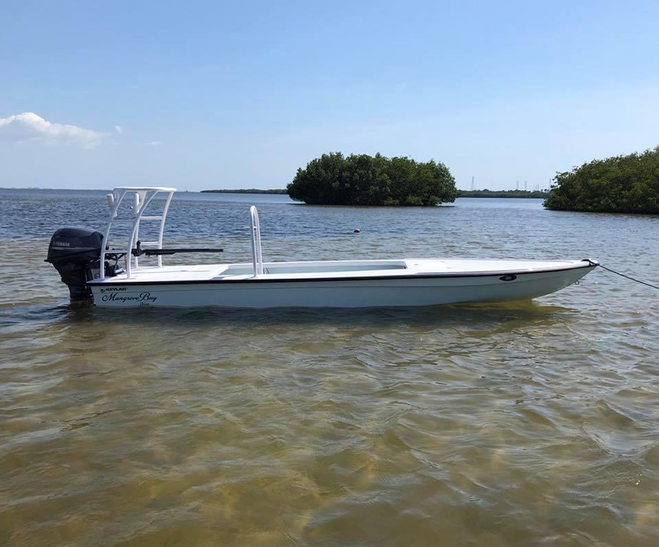 "New Skiff Alert - Mangrove Bay ""Ibis"""