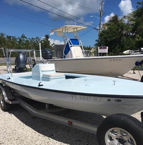 18 Chittum Skiff for sale!!! Owner is asking 42k. And go!!! Please email bfloyd ...