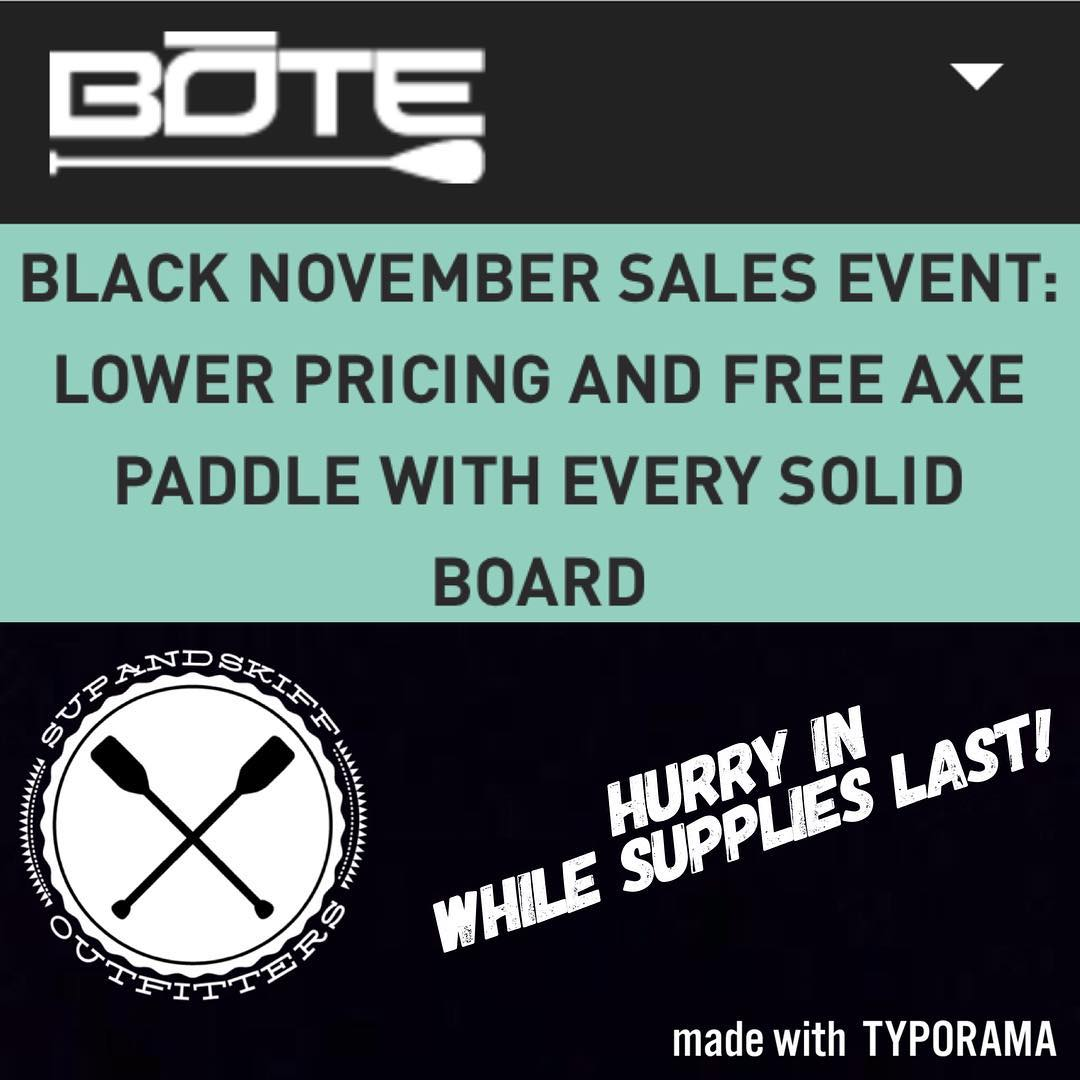 Best event Bote has ever done! Hurry in while supplies last! Some styles sold ou...