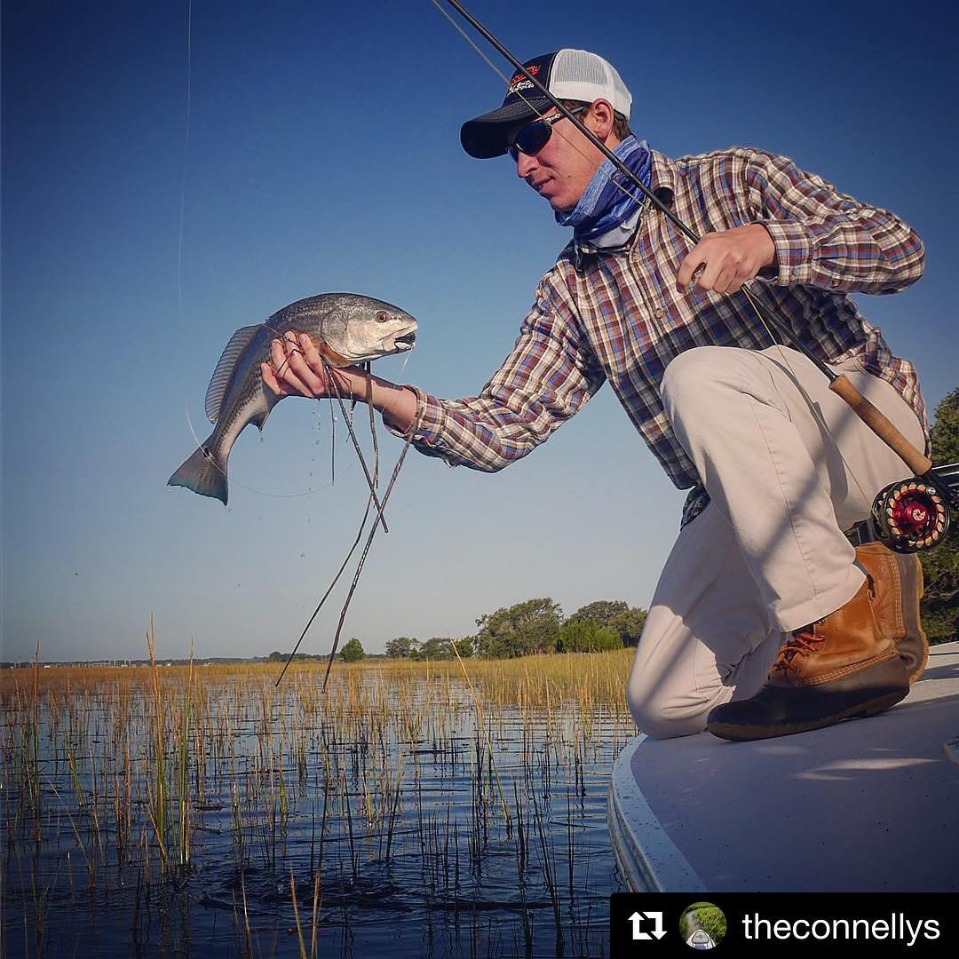 Awesome Low Country Redfish