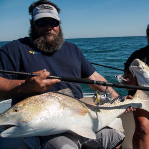 Nice Citation Carolina Bull Redfish