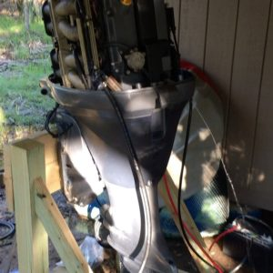 Just wanted to post a video of the engine running on the stand. 2002 Yamaha 115 …
