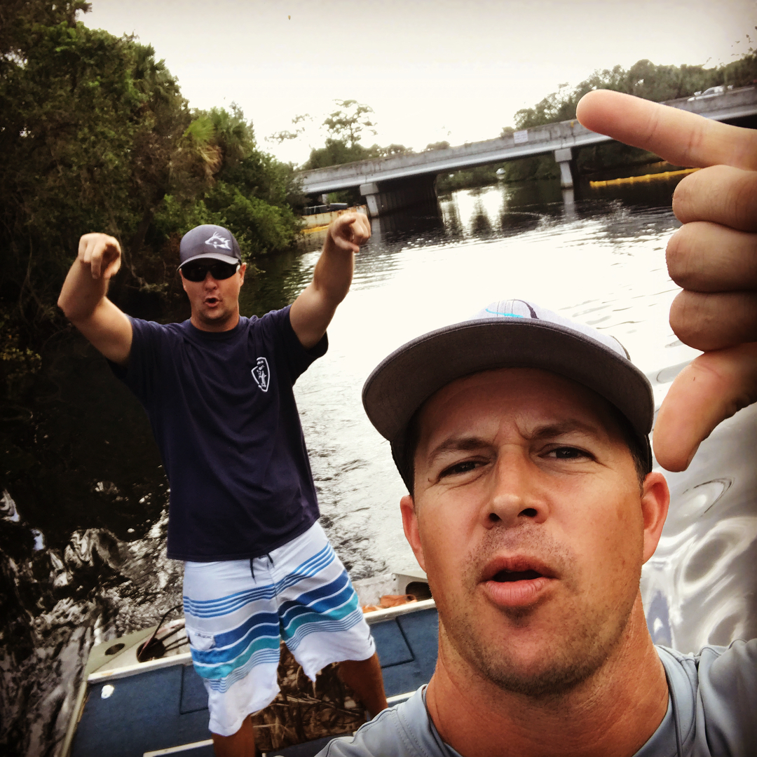Little cruise through the south fork this morning to make sure  boat is good to ...