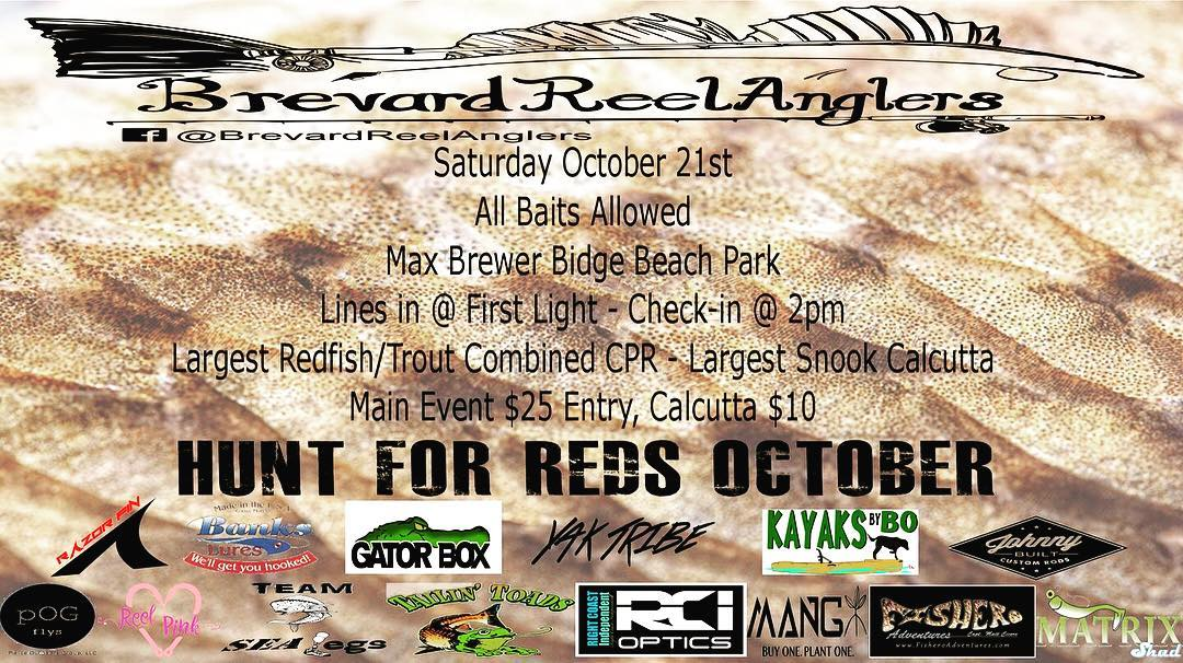 This Saturday Oct 21. Fishing Tournament contact:                               ...