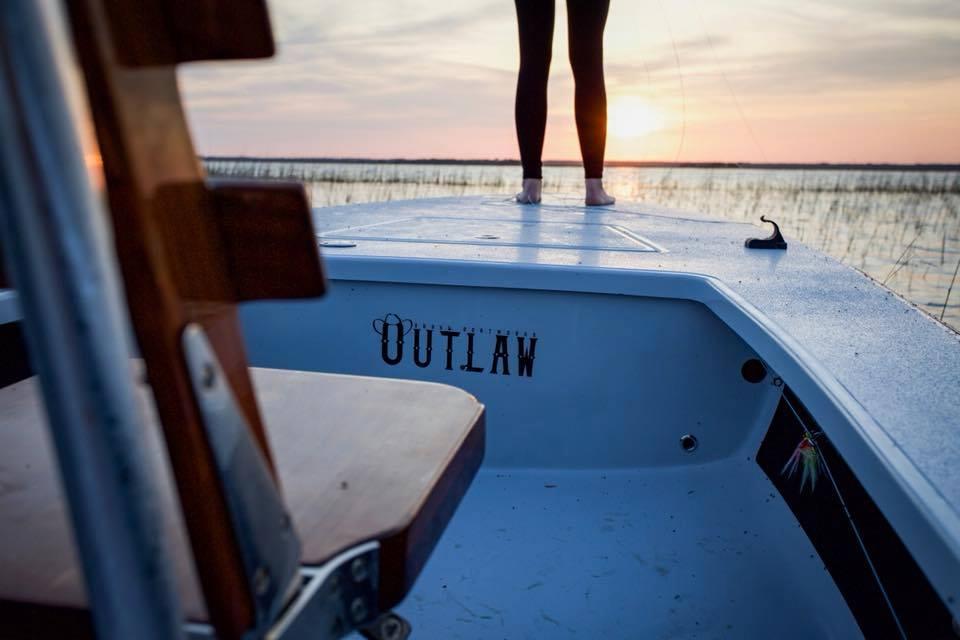 New Skiff Alert - Drake Outlaw