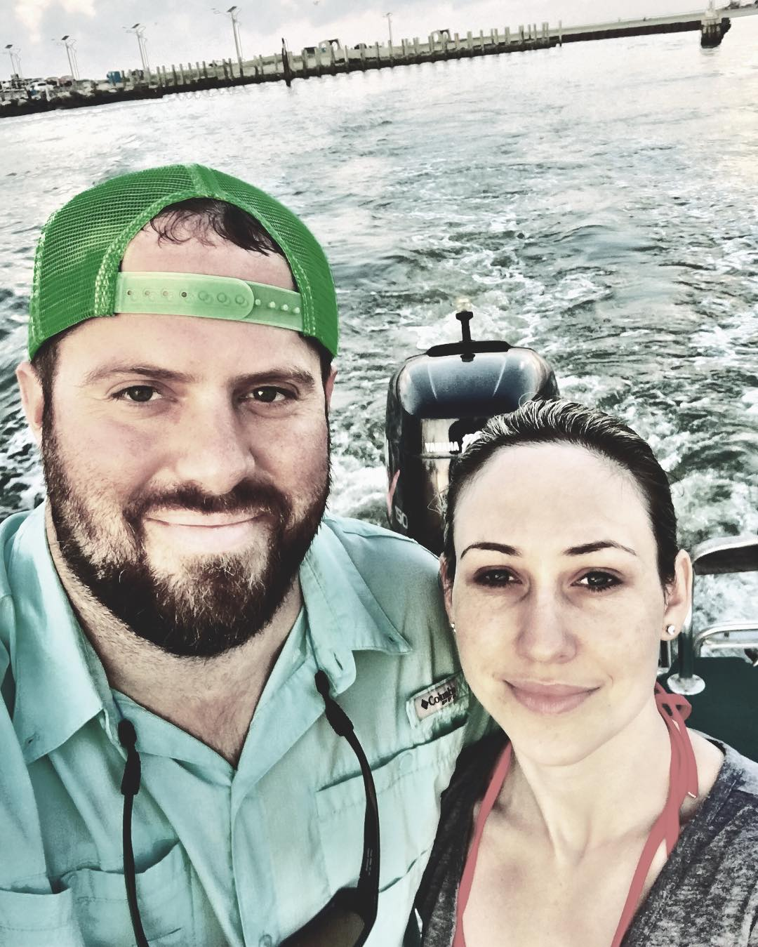 Heading out to fish with the Bull Red Queen is never a bad early morning. She fi...