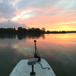 So ready to rock and roll tomorrow and do some musky slayin after a long week……
