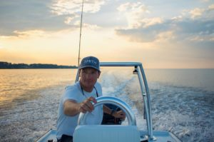 """""""The bond that transcends between a man and his skiff."""" -Flip Pallot . . .PC:   …"""