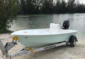 We, along with the 4 other WhiteTips through out the Keys survived hurricane Irm…