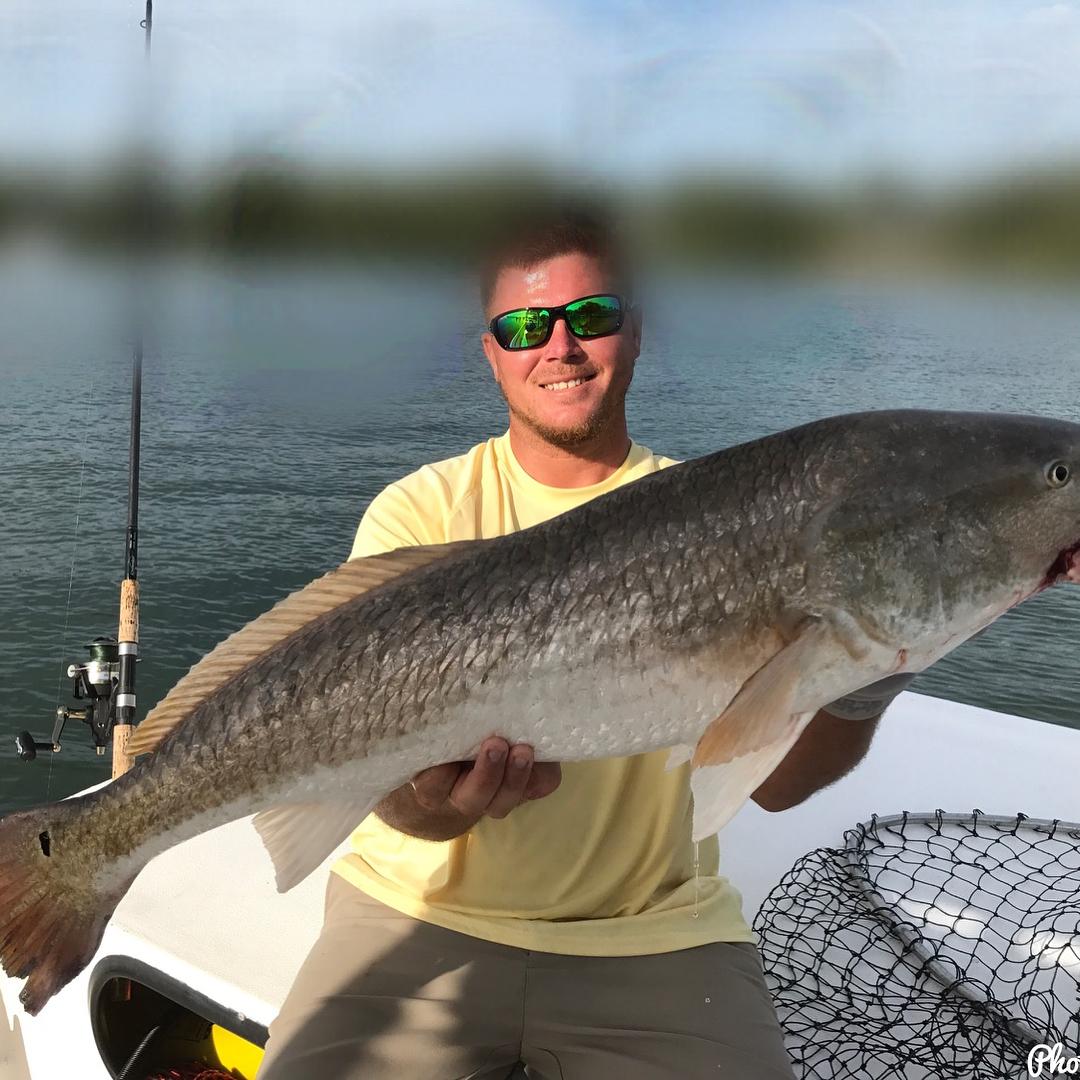 Bull Redfish Season is in FULL swing!