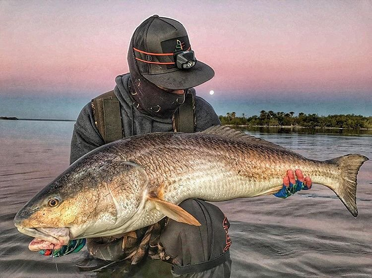 @tight_lines00 with a sweet red