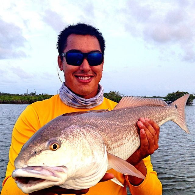 AWESOME redfish color