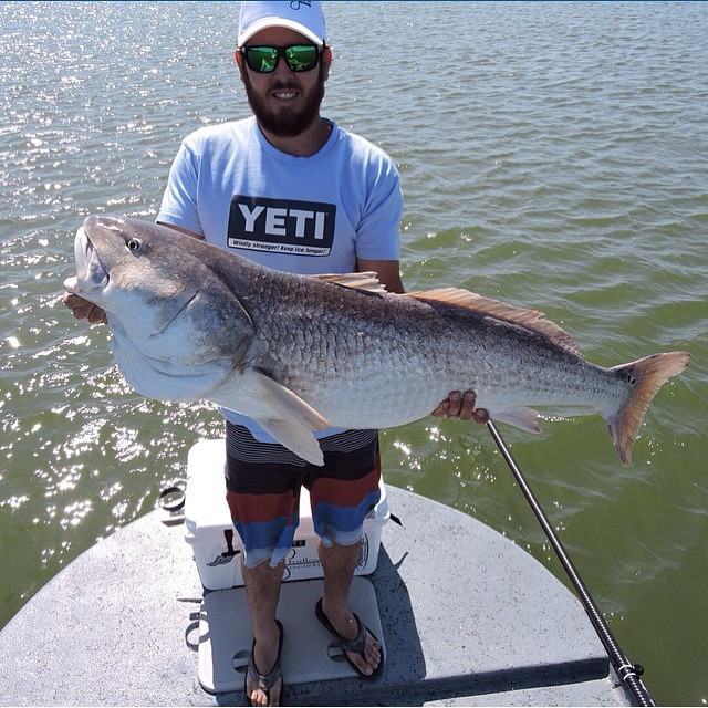 Mother of all redfish!