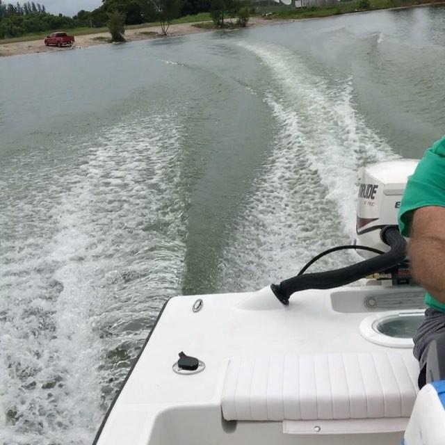 Our secret test lake       ...