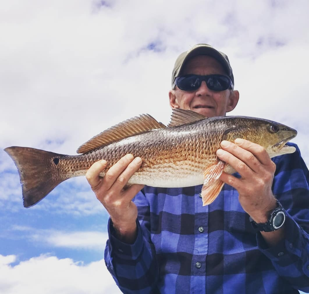 Redfish this afternoon